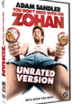 Sony Pictures: DVD / BD release van You Don't Mess With The Zohan