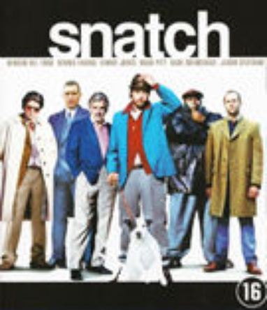 Snatch cover