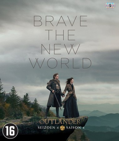 Outlander - Seizoen 4 cover