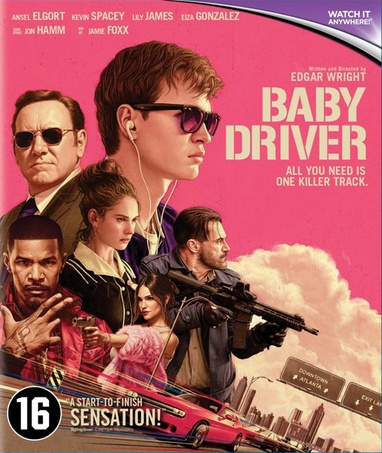 Baby Driver cover