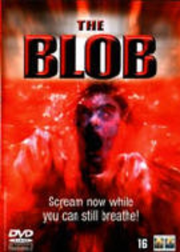 Blob, The (1988) cover
