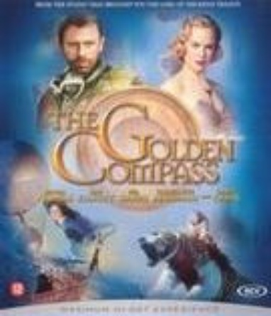 Golden Compass, The cover