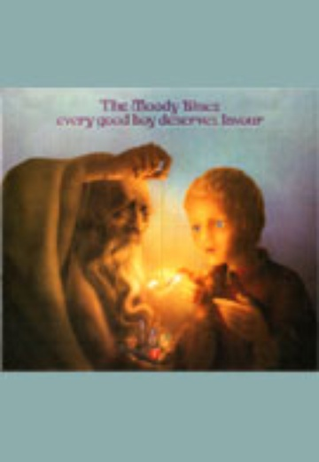 Moody Blues, The – Every Good Boy Deserves Favour  cover