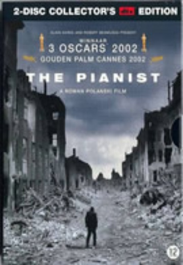 Pianist, The (2-disc CE) cover