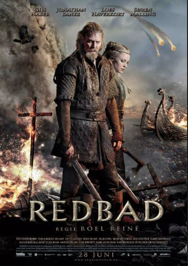 Redbad cover