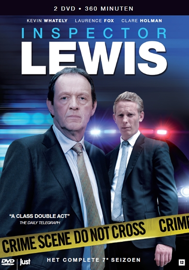 Inspector Lewis - Seizoen 7 cover