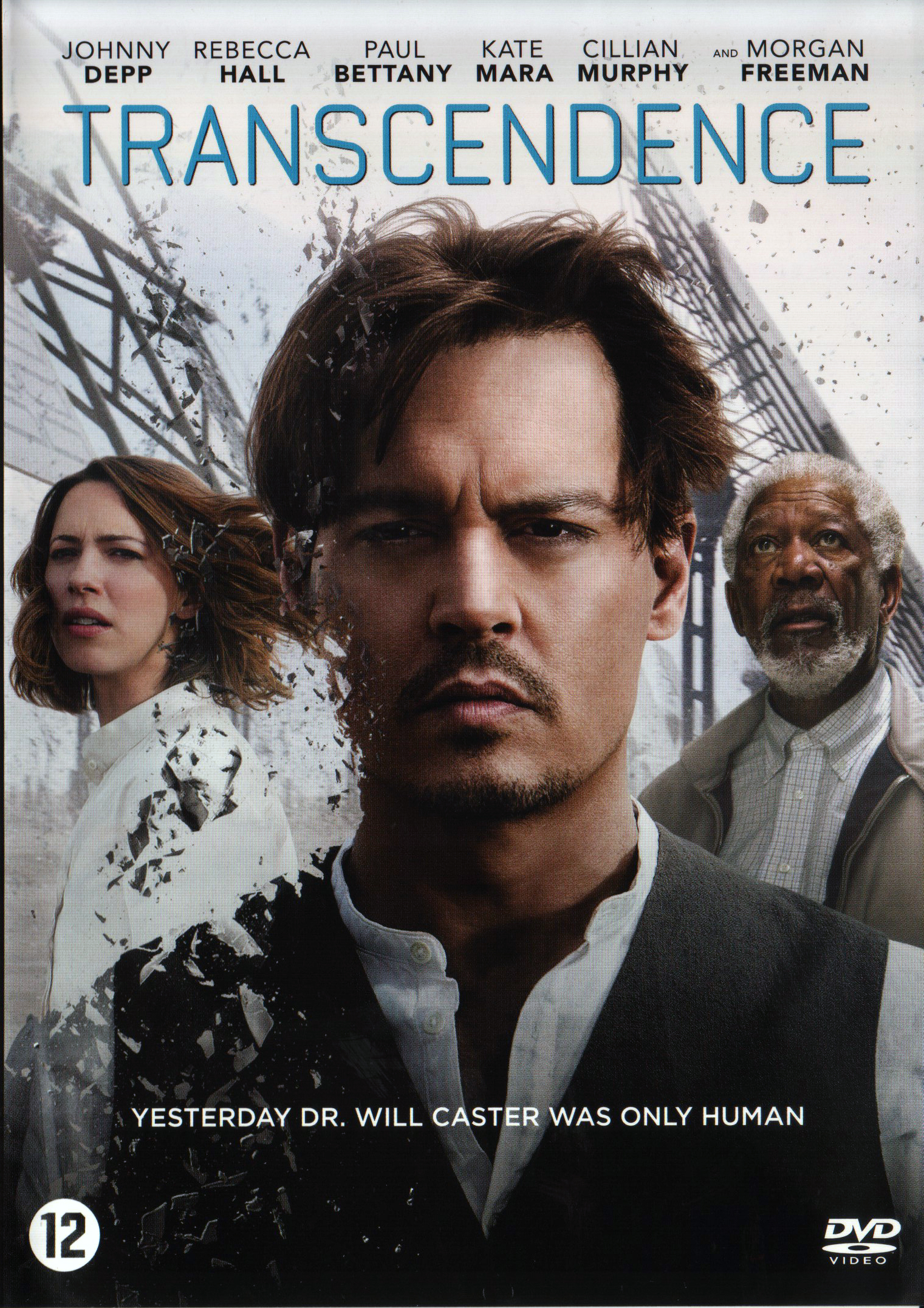 Inception (2010)   Movie Poster and DVD Cover Art   Transcendence Dvd Cover Art