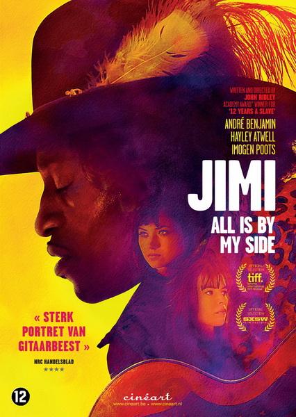 Jimi All Is By My Side Dvd Allesoverfilm Nl