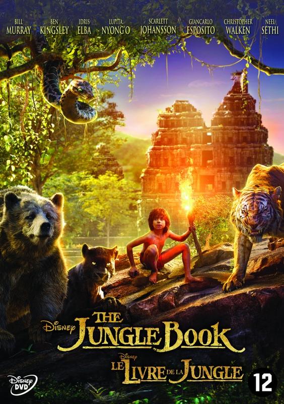 Jungle Book, The (2016) (DVD) - Allesoverfilm.nl ...