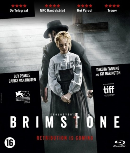 f8a623838 Brimstone (Blu-ray) recensie - Allesoverfilm.nl   filmrecensies ...