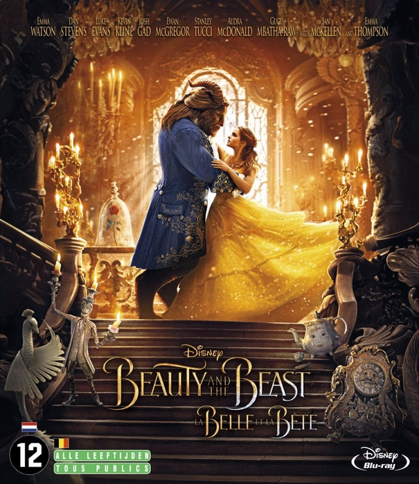 Beauty And The Beast 2017 Blu Ray Recensie Allesoverfilmnl