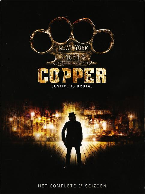 Copper (DVD) - Allesoverfilm.nl   filmrecensies, hardware ...