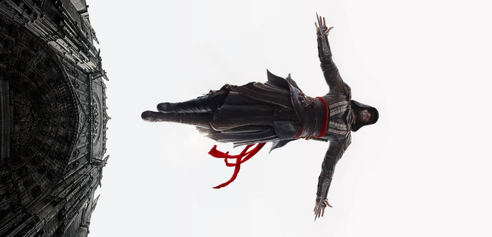 Assassin's Creed Leap of Faith
