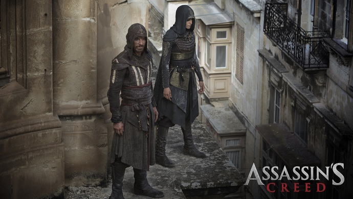 Assassin's Creed Header