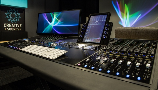 Dolby Atmos Studio Creative Sounds