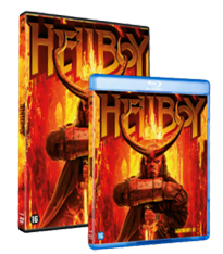 Hellboy DVD & Blu-ray Disc