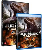 Jurassic Games DVD & Blu ray