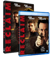Reclaim DVD & Blu ray