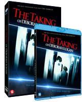 Taking Deborah Logan DVD & Blu ray