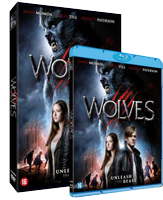 Wolves DVD & Blu ray