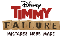 Timmy Failure logo