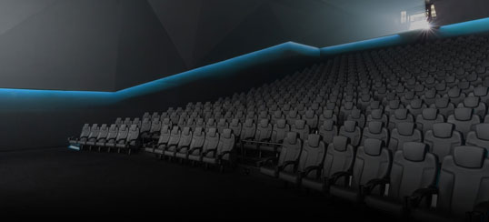 Path opent dolby cinema en 4dx zalen plus zevende imax for Pathe the kuip