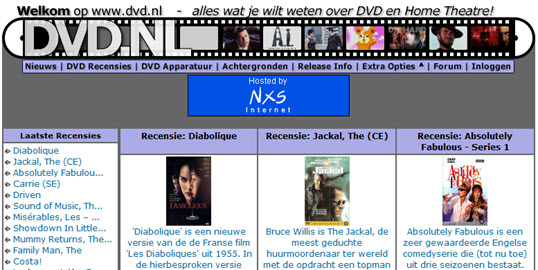 DVD.nl in 2002
