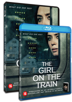 The Girl on the Train DVD & Blu ray