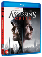 Assassin's Creed Blu ray