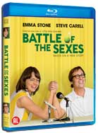 Battle of the Sexes Blu-ray