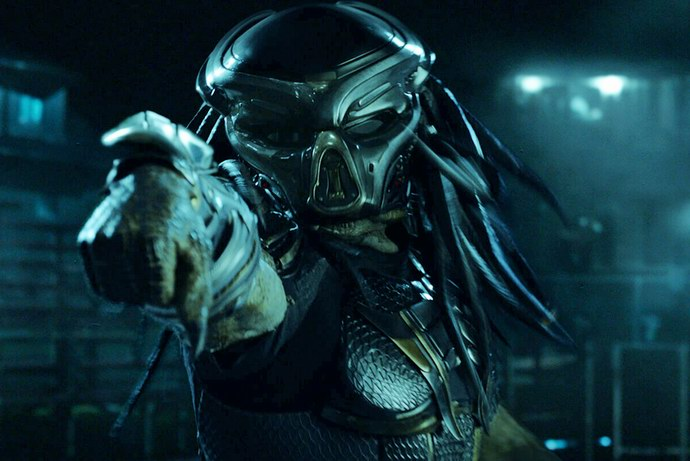 The Predator still
