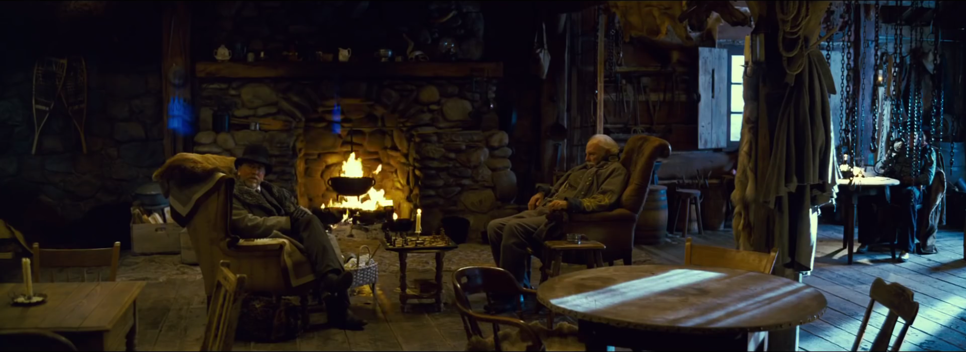 The Hateful Eight - 70mm-film screenshot