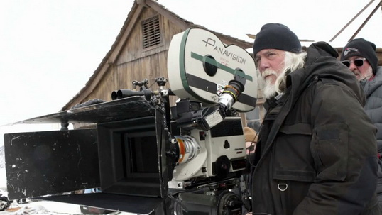 Robert Richardson @ The Hateful Eight