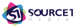 Source 1 Media Logo