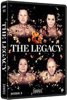 The Legacy Seizoen 3 DVD
