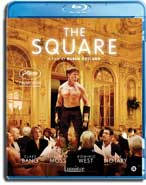 The Square Blu-ray