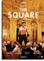 The Square DVD