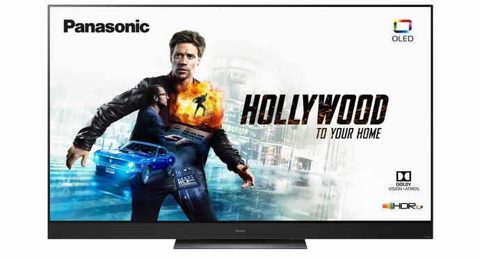 Panasonic GZW2004 High-End OLED televisie