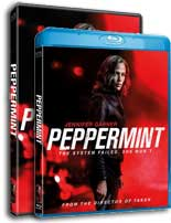Pepperming DVD Blu-ray