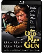 The Old Man and the Gun Blu-ray Disc