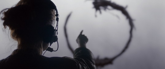 Arrival Blu ray banner