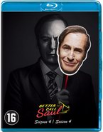 Better Call Saul Seizoen 4 Blu-ray