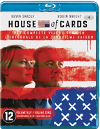 House of Cards Seizoen 5 Blu-ray
