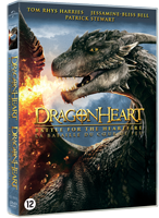 DragonHeart 4: Battle for the Heartfire DVD