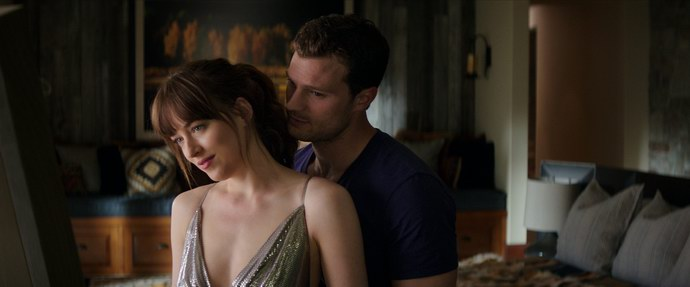Fifty Shades Freed Still