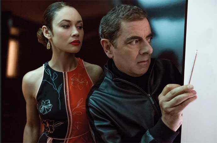 Johnny English Strikes Again still