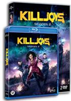 Killjoys - Seizoen 2 DVD & Blu ray