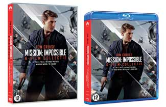 Mission Impossible 1-6 boxset
