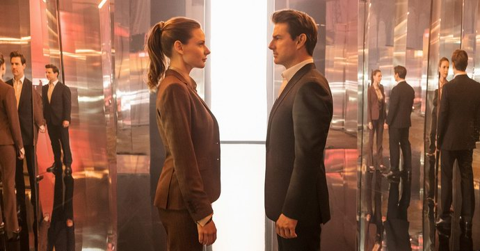Mission Impossible: Fallout still