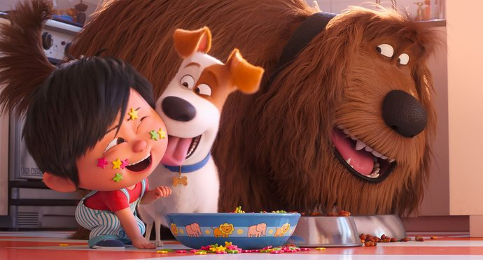 Secret Life of Pets 2 still